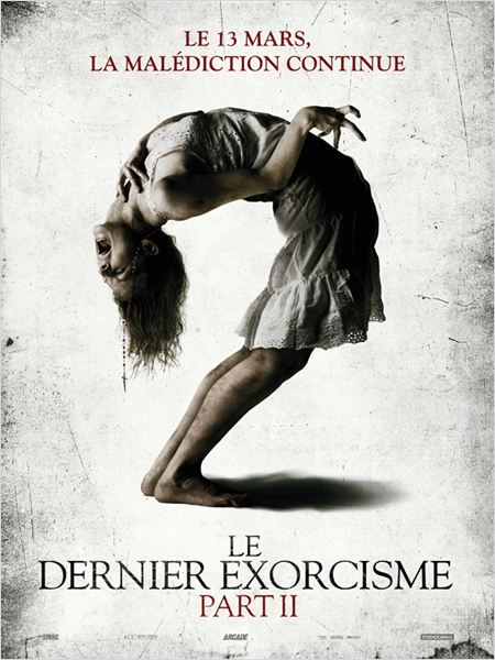 Le Dernier exorcisme : Part II (2013) [FRENCH] [DVDRiP 1CD]