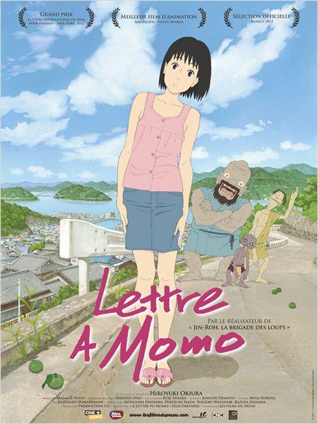 Lettre à Momo ddl