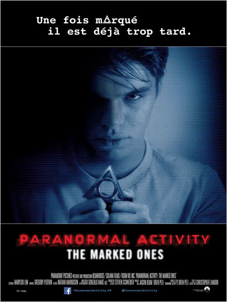 Paranormal Activity: The Marked Ones streaming vk vimple youwatch