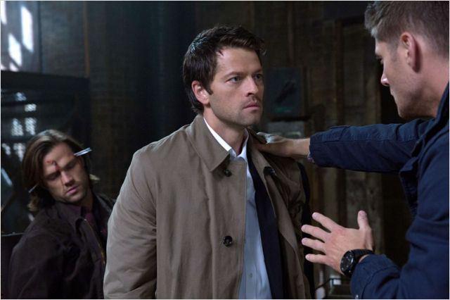 Supernatural photo de jared padalecki et jensen ackles 616 sur 1 279 allocine - Jensen ackles taille ...