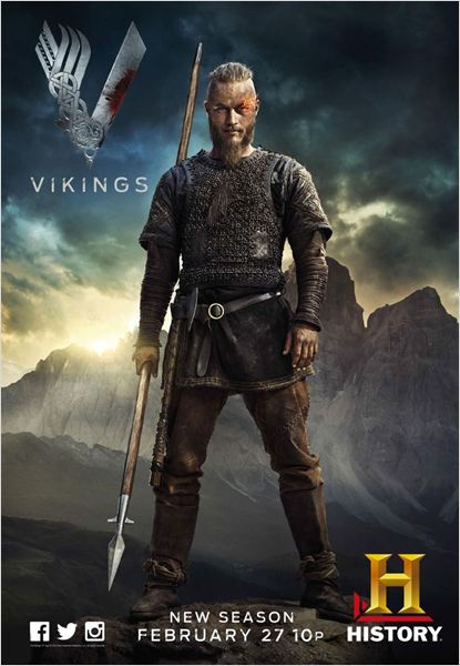 Vikings S04E01-11 FRENCH