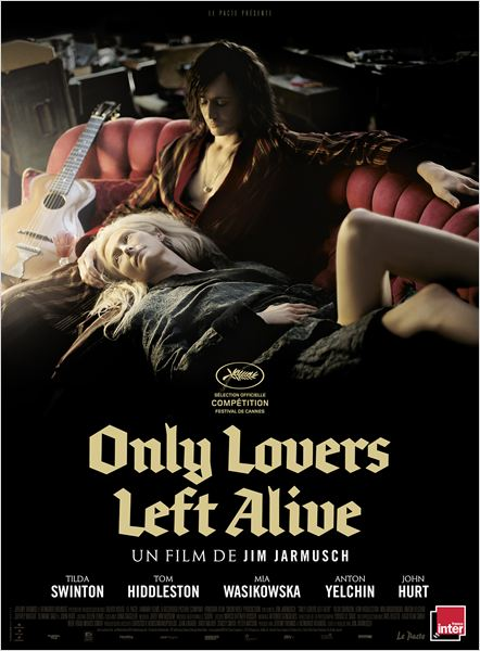Only Lovers Left Alive [BDRip] [MULTI]