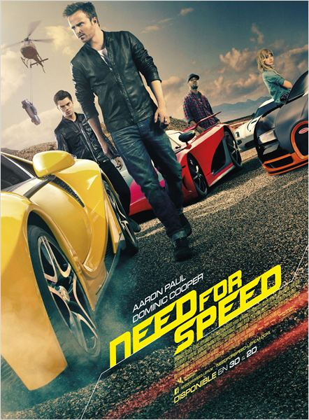 Need for Speed [ANGLAIS]