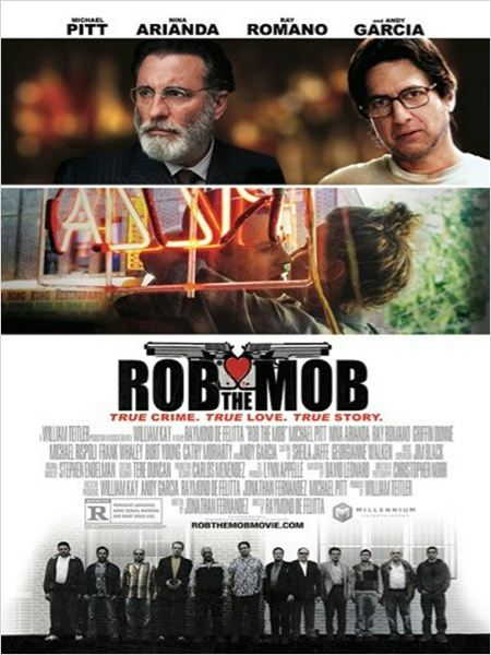 Regarder film Rob the Mob streaming