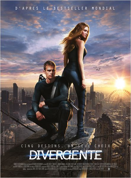 Divergente en streaming uptobox