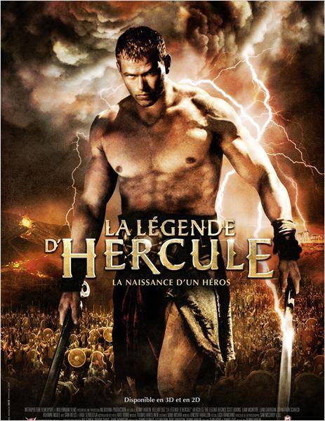 La Légende d'Hercule ddl