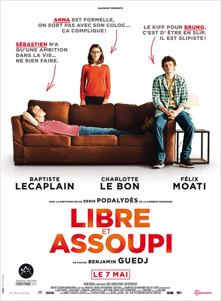 Telecharger Libre et assoupi  FRENCH BDRIP Gratuitement