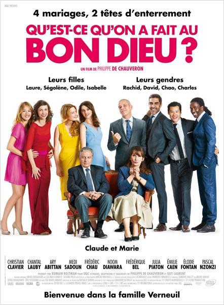 Telecharger Qu'est-ce qu'on a fait au Bon Dieu? FRENCH Blu-Ray 720p Gratuitement