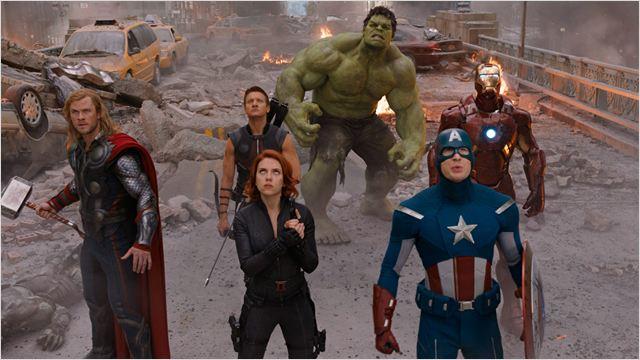 Avengers : Photo