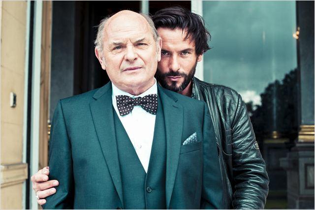 Falco photo de jean fran ois st venin et sagamore st venin 72 sur 127 allocine - Jean francois balmer et sa femme ...