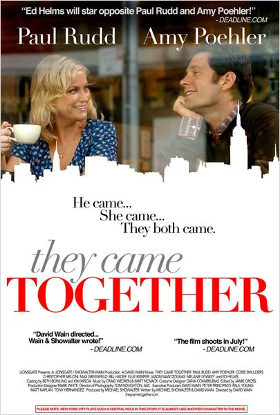 They Came Together dvdrip