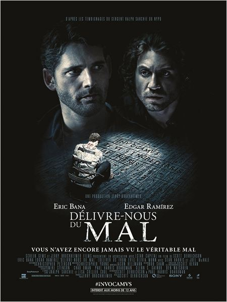 TELECHARGER Délivre-nous du mal TrueFrench BDRip STREAMING