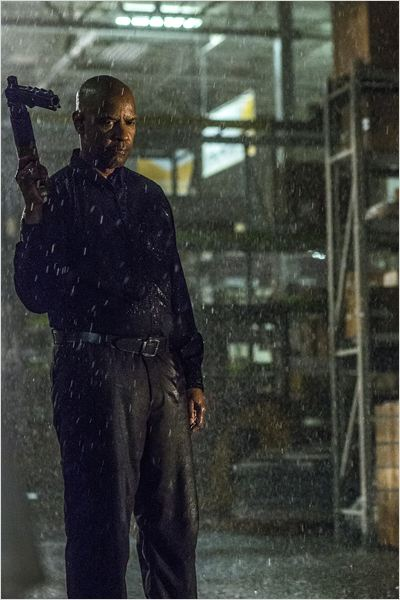 Equalizer : Photo Denzel Washington