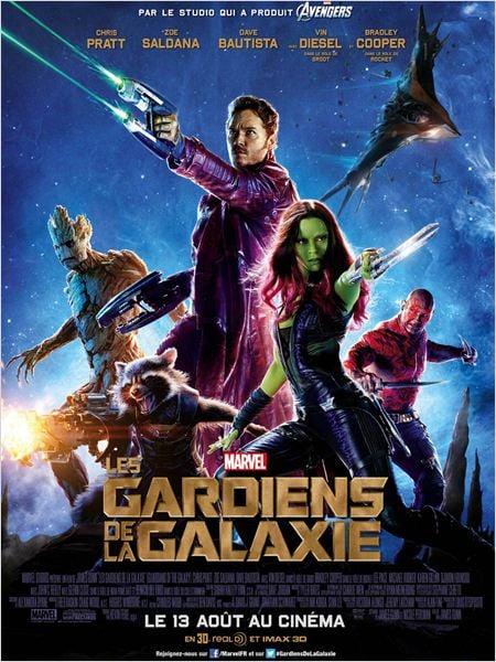 Les Gardiens de la Galaxie [DVDSCREENER-VOSTFR]