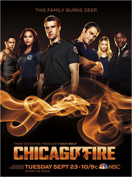 Chicago Fire - Saison 03 en français