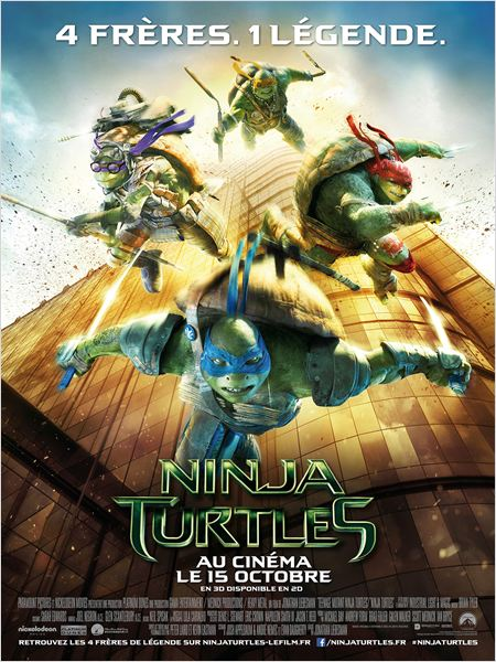 Ninja Turtles [DVDRIP-TRUEFRENCH-MD]