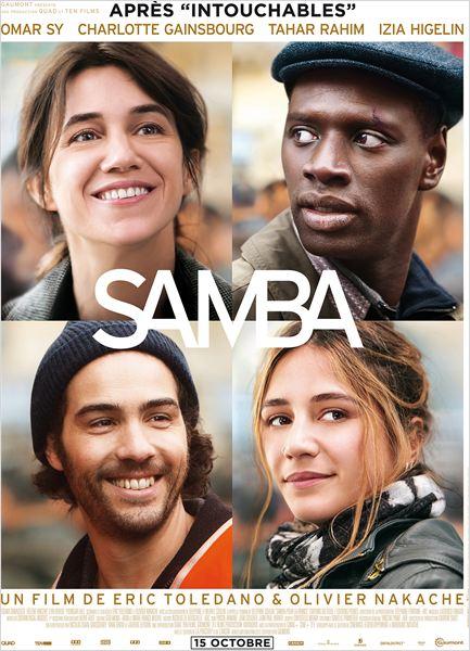 Samba : Affiche