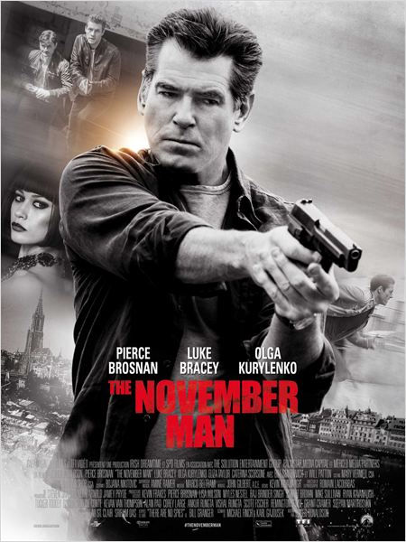 Telecharger The November Man  FRENCH BDRIP Gratuitement