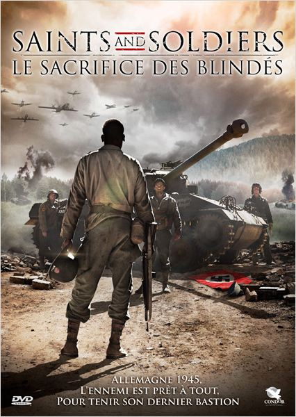 Saints & Soldiers 3, le sacrifice des blindés [BD