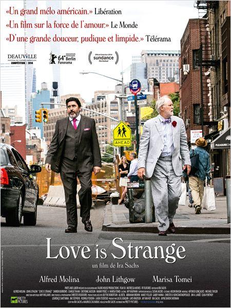 Love is Strange : Affiche
