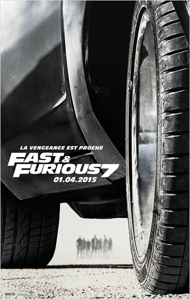 Fast & Furious 7 : Affiche