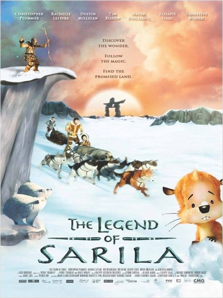 The Legend Of Sarila 2013 FRENCH BRRip x264 AC3 UTT