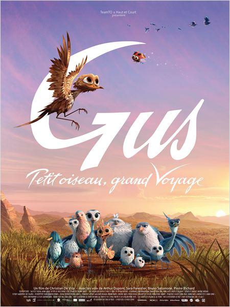 Gus petit oiseau, grand voyage  FRENCh - DVDRIP