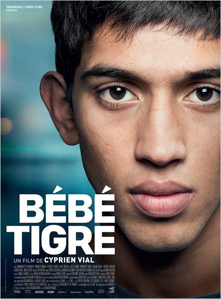 Bébé Tigre : Affiche