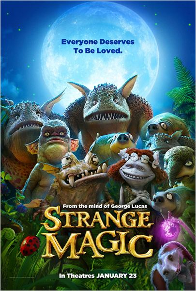 Strange Magic ddl