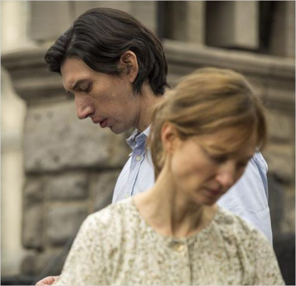 Hungry Hearts : Photo Adam Driver, Alba Rohrwacher