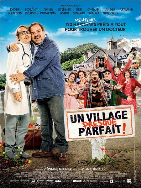 Un Village presque parfait [DVDRiP] [FRENCH]