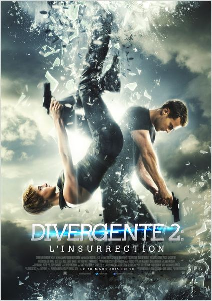 Divergente 2 : l'insurrection [CAM] [MULTI]