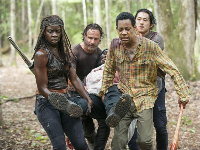 TELEVISION: <i>The Walking Dead</i>, saison 5, 2ème partie / season 5 part 2 3 image