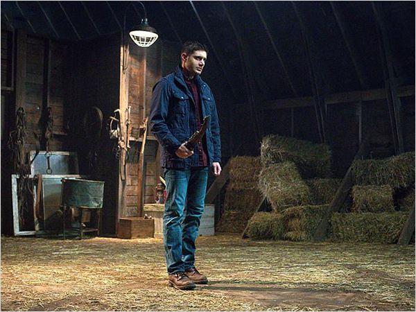 Photo de jensen ackles dans la s rie supernatural photo 136 sur 583 allocin - Jensen ackles taille ...