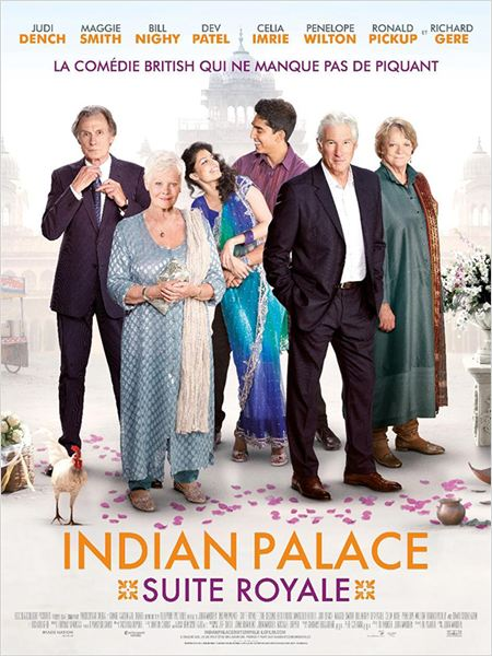 Indian Palace - Suite royale ddl