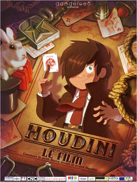 Houdini  FRENCH | WEBRIP