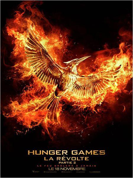 Hunger Games – La Révolte : Partie 2 : Affiche