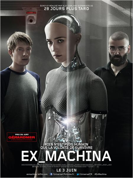 Ex Machina  FRENCH | DVDRIP