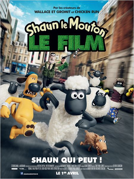 Shaun le mouton DVDRIP FRENCH STREAMING