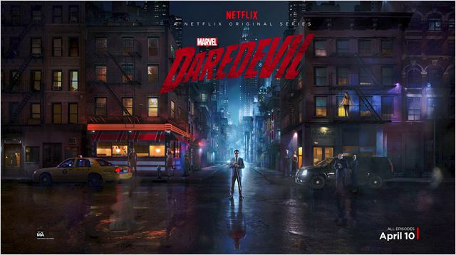 Daredevil : Affiche
