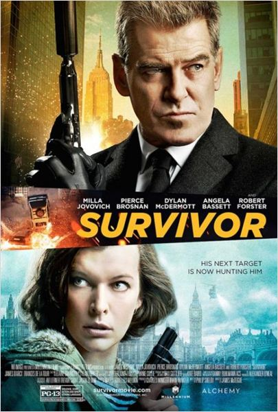 Survivor  FRENCH | HDRIP