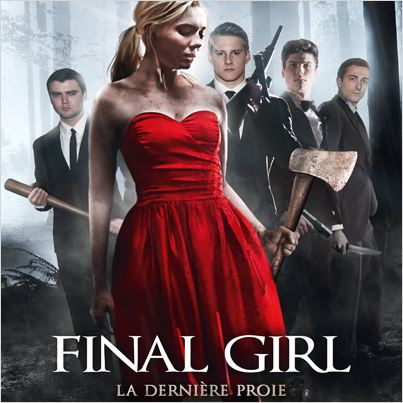 Final Girl : La dernière proie [Blu-Ray 1080p] [Multilangue]
