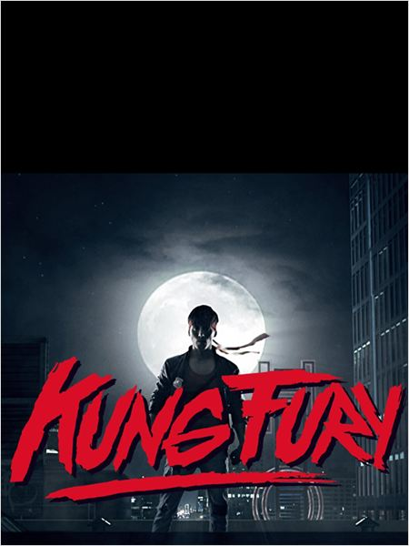 Kung Fury affiche