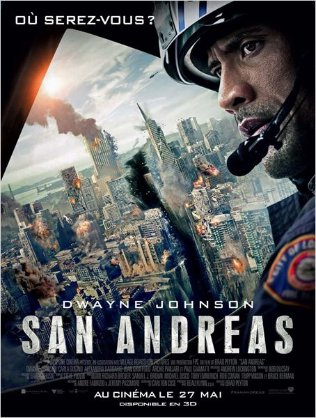 San Andreas  TRUEFRENCH | HDCAM MD