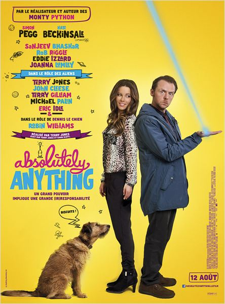 Absolutely Anything streaming
