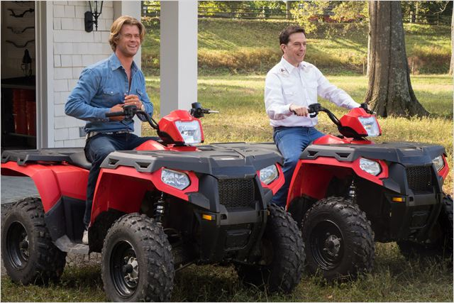 Vive les vacances : Photo Chris Hemsworth, Ed Helms