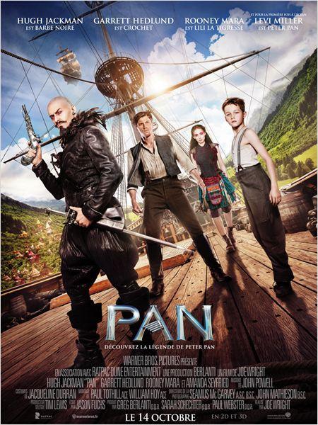 Pan streaming