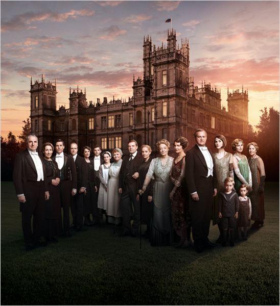 Downton Abbey saison 6 en vostfr