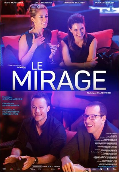 Le Mirage [DVDRiP] [FRENCH]