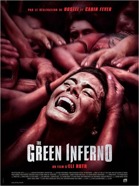 The Green Inferno [DVDRiP] [FRENCH]